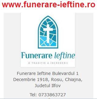 Servicii Funerare Ieftine - Preturi Servicii Funerare